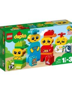 As Minhas Emoções Lego Duplo My First