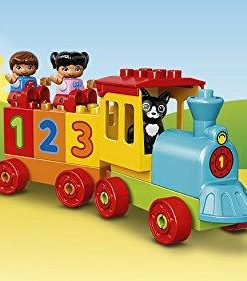 Comboio dos Números Lego Duplo