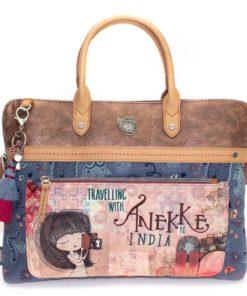 Pasta de Mão Anekke Índia