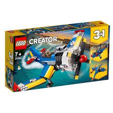 Aventura de Corrida Lego Creator