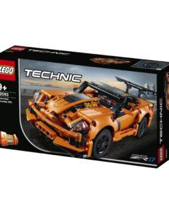 Carro Chevrolet Corvette ZR1 Lego Technic