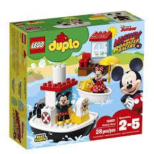 Barco do Mickey Lego Duplo