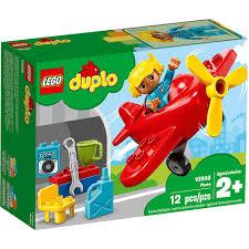 Avião com Bancada Lego Duplo