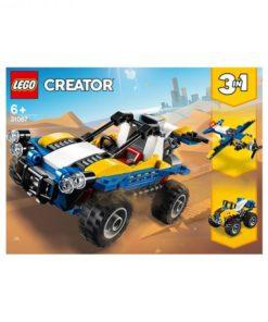 Buggy das Dunas Lego Creator