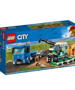 Transporte de Ceifeira Lego City