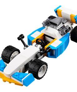 Carro Motores de Corrida Lego Creator