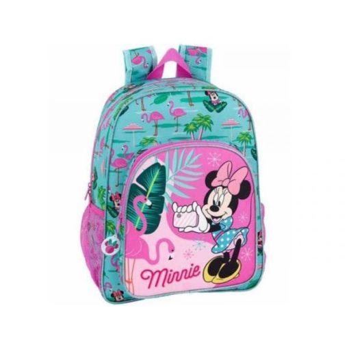 "Mochila Escolar Minnie ""Spring Palms"""