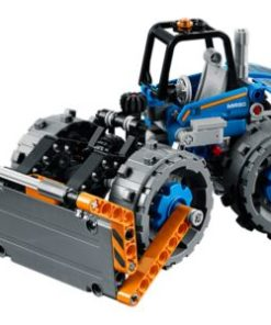 Escavadora e Compactadora Lego Technic