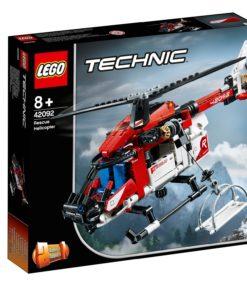 Helicóptero de Salvamento Lego Technic