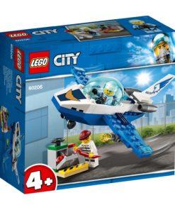 Polícia Aérea Jato Patrulha Lego City
