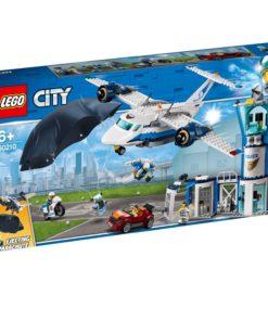 Polícia Aérea Base Aérea Lego City