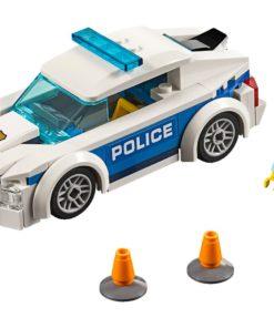 Carro Patrulha da Polícia Lego City