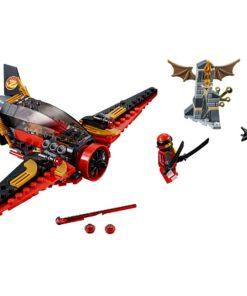 Avião a Asa do Destino Lego Ninjago