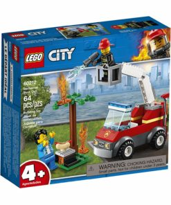 Extinção de Fogo no Churrasco Lego City
