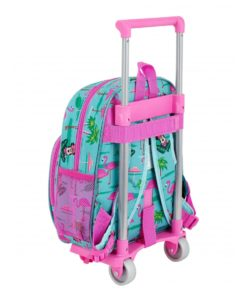 "Mochila Trolley Infantil Minnie ""Spring Palms"""