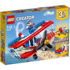Avião de Acrobacias Daredevil Lego Creator