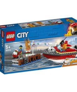 Incêndio na Doca Lego City