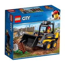 Trator Carregador da Construção Lego City