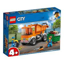 Camião do Lixo e Contentor Lego City