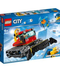 Limpa Neves e Esquiador Lego City