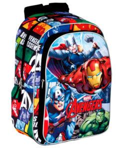 "Mochila Escolar Avengers ""Assemble"""