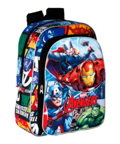 """ochila Infantil Avengers """"Assemble"""""""