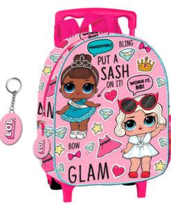 """Trolley de Infantário LOL """"Glam"""""""