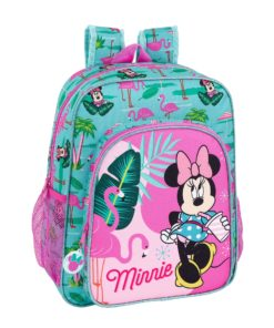 "Mochila Júnior Minnie ""Spring Palms"""