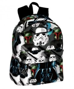 "Mochila Escolar Star Wars ""Off Beat"""