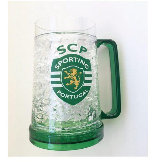 Caneca Térmica do Sporting Clube de Portugal