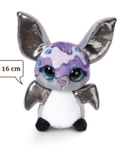 Peluche Nicidoos Morcego Ice Cream Mirtilo
