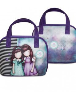 "Bolsa Gorjuss ""Friends Walk Together"""