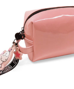 Bolsa Unicórnio Trendy Nici Rosa