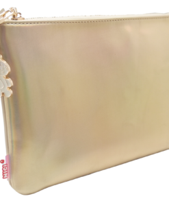 Bolsa de Mão Unicórnio Estrela Nici Dourada