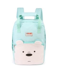 Mochila Nós os Ursos Urso Polar