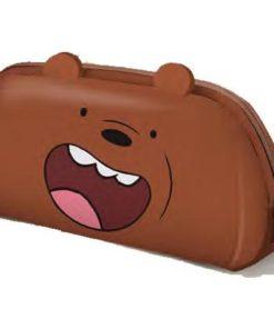 Necessaire Grande Nós os Ursos Urso Pardo