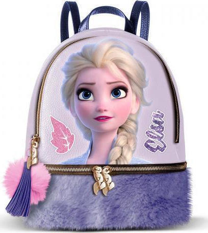 Mochila Frozen Bouquet Nature Grande