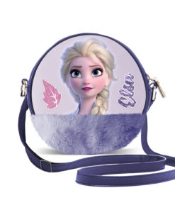 Bolsa Frozen Bouquet Nature Redonda Pequena