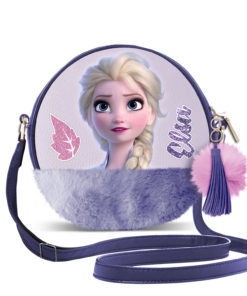 Bolsa Frozen Bouquet Nature Redonda