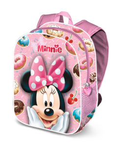 "Mochila Minnie ""Yummy"" Infantil"
