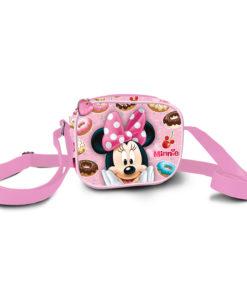 """Bolsa de Traçar Minnie """"Yummy"""" Quadrada"""