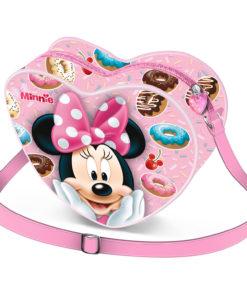 """Bolsa de Traçar Minnie """"Yummy"""" Coração"""