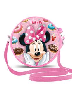 "Bolsa de Traçar Minnie ""Yummy"" Redonda"
