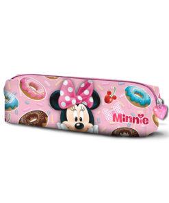 "Estojo Minnie ""Yummy"" Quadrado"