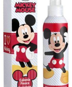 "Perfume Mickey Colónia ""I Love Mickey"""