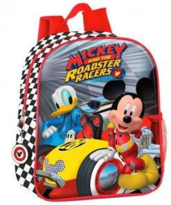 "Mochila Mickey Infantário ""Roadster Racers"""