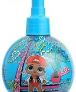 Gel de Banho LOL em Bola Azul