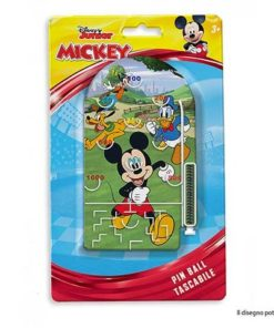 Jogo Pinball Mickey de Bolso