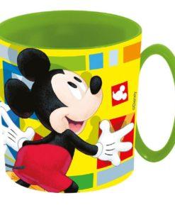 """Caneca Mickey Verde """"Watercolor"""""""