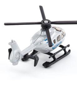 Helicóptero Policia Siku Cinzento